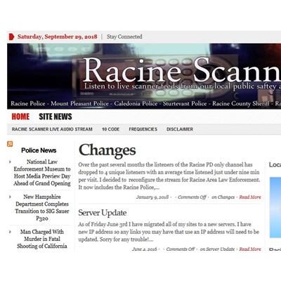 Radionomy – Racine Wisconsin Scanner   free online radio station