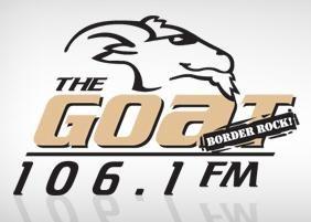 CKLM The Goat 106.1 FM