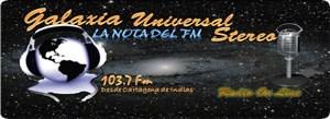 galaxia universal estereo