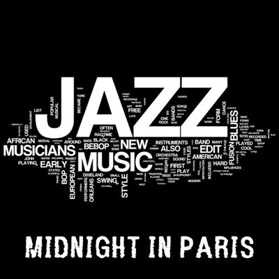 Midnight In Paris easy listening
