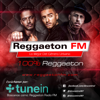 Reggaeton Radio FM - 128K