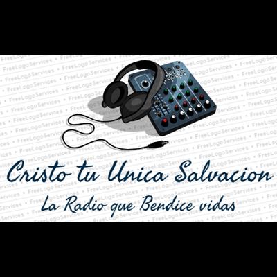 """Radio cristo tu unica salvacion"""