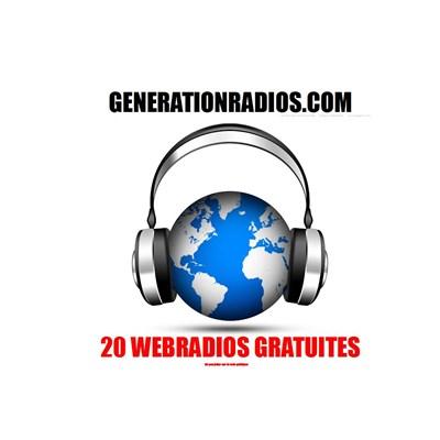 80'S frenchies hits TOP 50 GENERATIONRADIOS.COM 2019