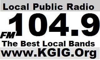 KGIG 104.9 & 93.3 FM KPHD Modesto California