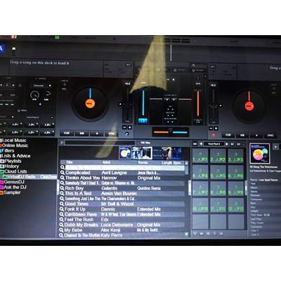 Remixed music
