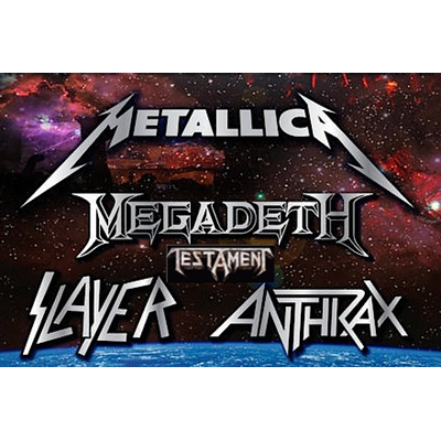 Big Five Metal Radio