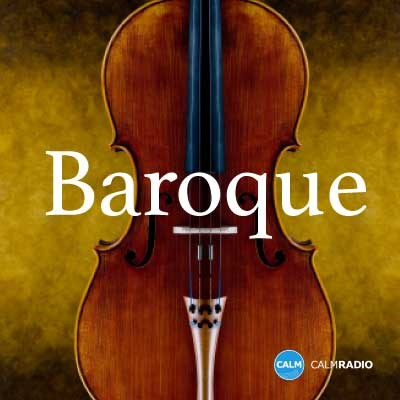 CALM RADIO - BAROQUE - Sampler