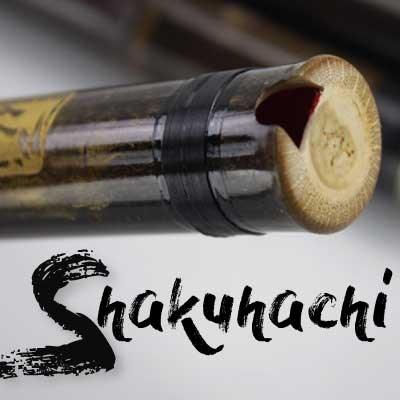 CALM RADIO - SHAKUHACHI - Sampler