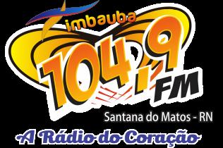 Rádio Timbaúba FM - 104,9Mhz - Santana do Matos/RN