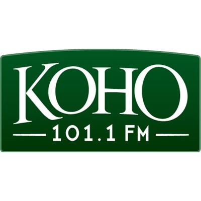 KOHO 101.1 FM
