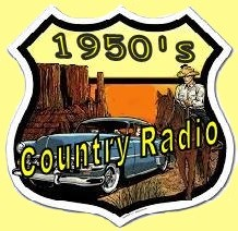 1950s Country Radio