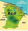 B-L-S     GUYANE
