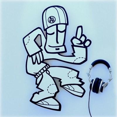 Mancave Oldschool Breaks n Techno