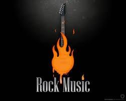 rock music bang  drums