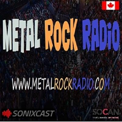 Metal Rock Radio          64kb AAC