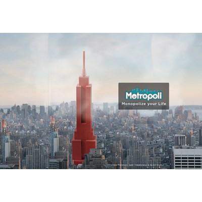 CORPORACION LATINA - Metropoli Radio /  Rock n' Pop To Wake You Up Peru, Huancayo, Lima, Trujillo, Cuzco, Piura