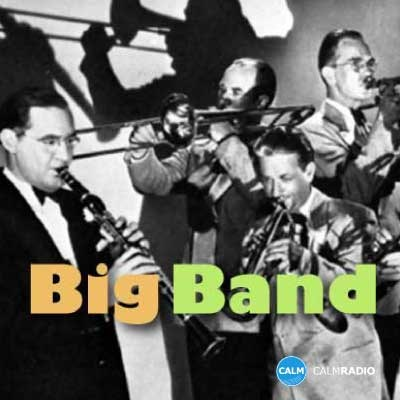 CALM RADIO - BIG BAND - Sampler