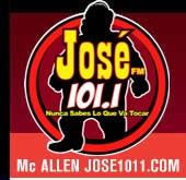 KNVO Jose 101.1
