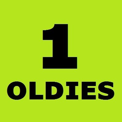 1OLDIES Logo