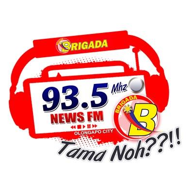 Brigada News Fm Olongapo Outside broadcast