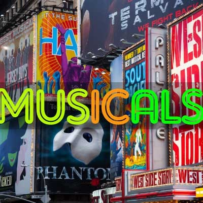 CALM RADIO - MUSICALS - Sampler