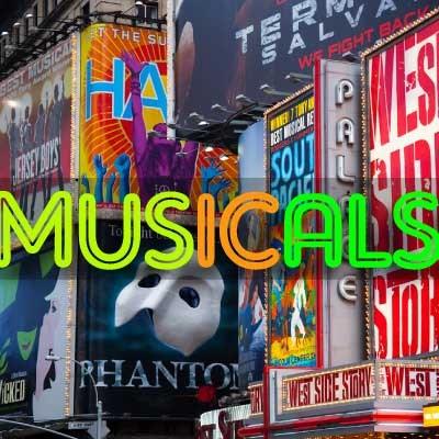 CALM RADIO - MUSICALS - Sampler