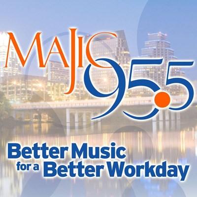 KKMJ 95.5 FM