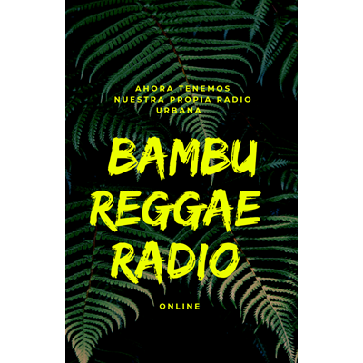 Bambu Reggae Hip Hop Cr