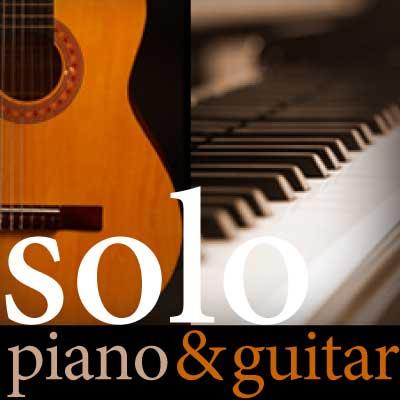 CALM RADIO - SOLO PIANO & GUITAR - Sampler