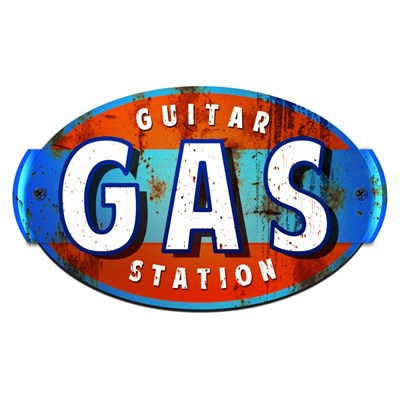 Guitar GAS Station Radio