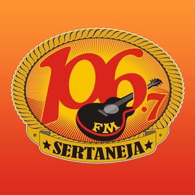 106.7 - A Sertaneja de Verdade