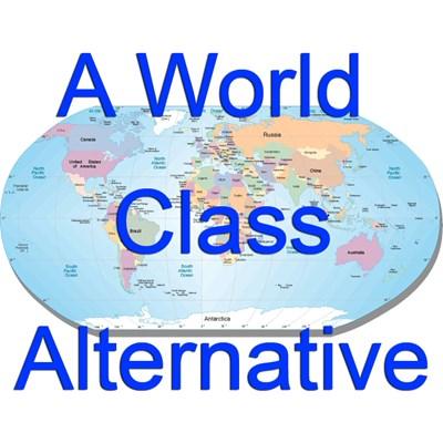 Our World Class Alternative