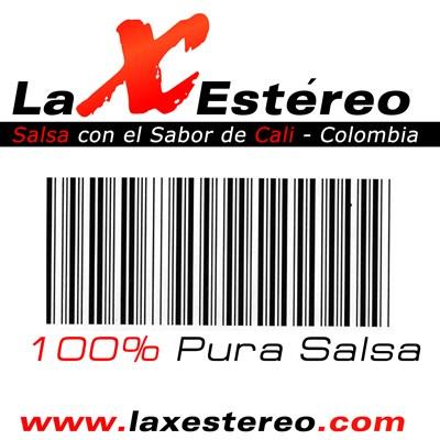 La X Estereo - 100% Pura Salsa - 24K