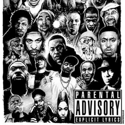 Old School Hip Hop Rap Big Hits