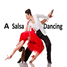 A Salsa Dancing