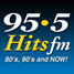 95.5 Hits FM 80's 90's and Now