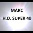 H.D.SUPER40