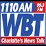 WBT AM (NewsTalk 1110)