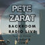 Bakcroom Radio Live by Pete Zarat