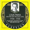 Louis Prima And His New Orleans Gang : 1934-1935