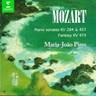Mozart : Sonates KV 284 & 457