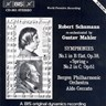 Schumann: Symphonies Nos. 1 And 2 (re-Orchestrated By Gustav Mahler)