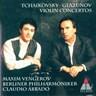 Tchaikovsky - Glazunov : Violin Concertos