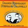 Quintet Du Hot Club De France (paris-Londres 1935-1938)