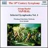 Symphonies Vol. 1 (Sinfonia In D Major • Sinfonia In C Major / Sinfonia In A Major • Sinfonia In C C