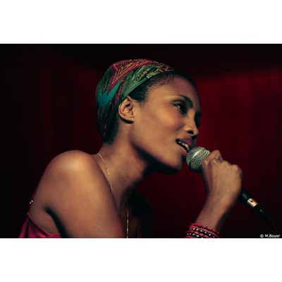 Imany Don´t Be So Shy