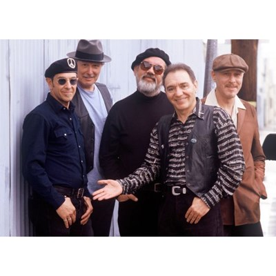 Blues Band Stranger