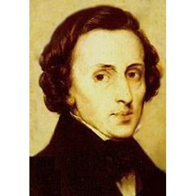 Chopin: Bourrée In G, B 160/1