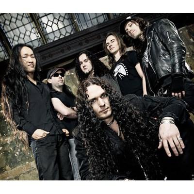DragonForce - Apostles Of Darkness