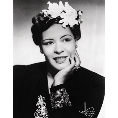 Any old time (with Billie Holiday)